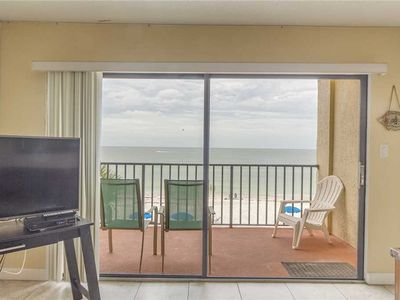 Unobstructed Beach & Gulf Views from Large Family Friendly Unit - Free WiFi - Las Brisas