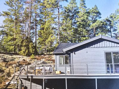 Photo for Beautiful house in the Stockholm archipelago just 45 minutes from City
