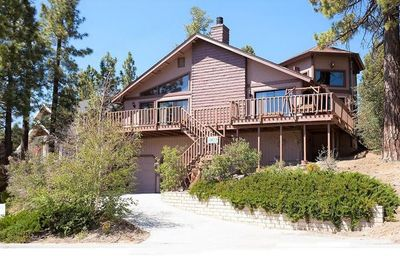 Photo for Grizzly Manor - FREE Ski/Board Rental! - 4BR/3BA/Air Hockey/Foosball/Hot Tub/WiFi
