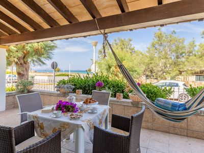 Photo for Sea side Cottage in Son Serra Marina 4 persons