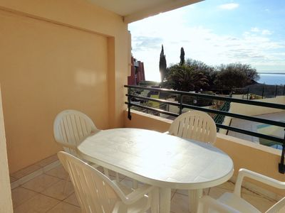 Photo for HOLIDAY RENTALS TWO ROOMS SETE RESIDENCE WITH SWIMMING POOL CLOSE BEACH