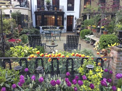 Photo for Beautiful Townhouse- Midtown Manhattan- 3 Bedrooms