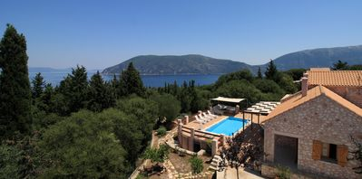 Photo for Villa Celeste. Elegant, Tranquill with Swimming Pool