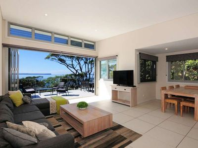 Photo for Entice at Hyams  - amazing location. Metres from the beach & national park