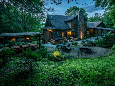 Photo for Private Mountain Getaway with Amazing Views, Location, & Space