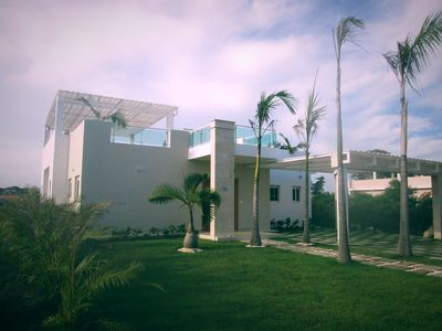 Photo for Beautiful 3 Bedroom Villa with Private Pool & Rooftop Patio
