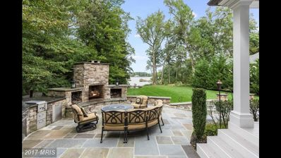 Photo for LUXURY Waterfront w/EVERY amenity *4mi to Navy Stadium* house or rooms available