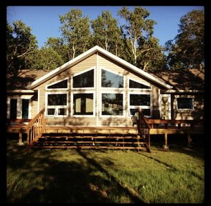 Photo for Waterfront Cottage at Shoal Lake MB