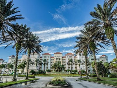 Photo for 2 BR 276 Intracoastal View Condo - Private Beach- Water Park- Award Winning Golf
