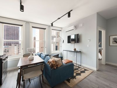 Photo for Sonder | The Plymouth | Central 3BR + Rooftop