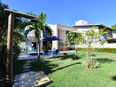 Photo for 5 SUITES WITH AC, SWIMMING POOL, WiFi AND DIARIST A 2 MIN WALKING FROM THE BEACH