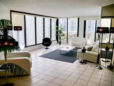 Photo for 3257 Gorgeous two br condo with beautiful views- FREE PARKING !