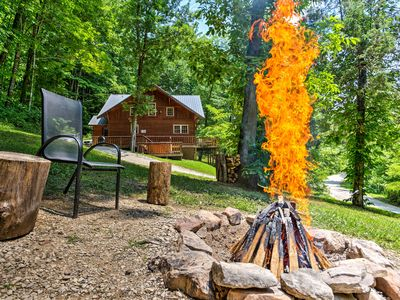 Photo for 2BR Red River Gorge 'Mane Stay Cabin' w/ Hot Tub!