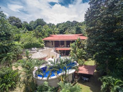 Photo for Villa Leonardo with private pool and National Park view