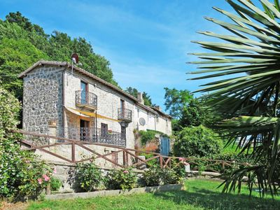 Photo for 2 bedroom Villa, sleeps 4 in Montefiascone with WiFi
