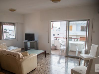 Photo for Spacious 3 b/r  aprtm in the center of larnaca