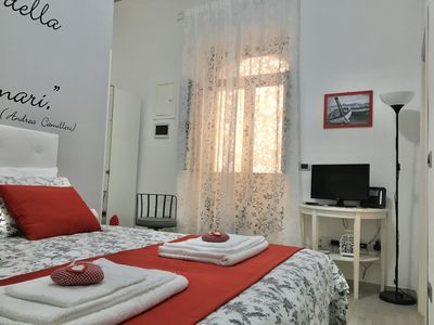 Photo for Small residence in a historic building just a few meters from the Cathedral and the beach