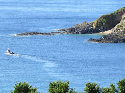 Photo for Unique and unforgettable Cornish house by the sea