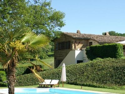 Photo for Holiday apartment Proceno for 2 persons - Holiday apartment in a villa