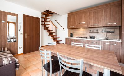 Photo for Casa Lucia 2 Floor with Garden only 100 mt from Lake