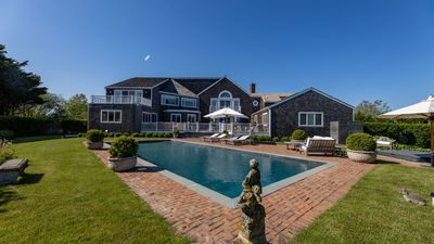 Photo for New Listing: Elegant, Bright, 5 Ensuites, Pool, Close to Ocean & Town
