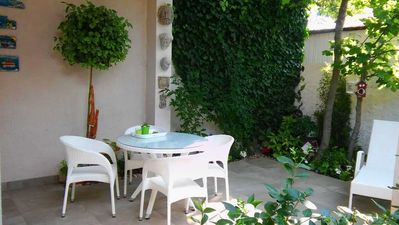 Photo for Apartment with garden,pool,gym,parking