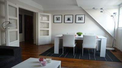 Photo for The Appart Malouin - Bright T2 in the heart of the historical quarters & near beaches
