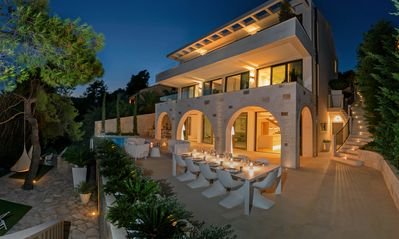 Photo for Villa Acona Selca - film star looks in a glamorous setting with amazing facilities