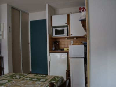 Photo for Studio in quiet residence close to all amenities