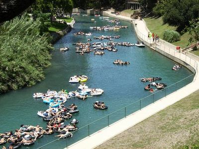 Photo for WATERFRONT with direct access to Comal River & Schlitterbahn!