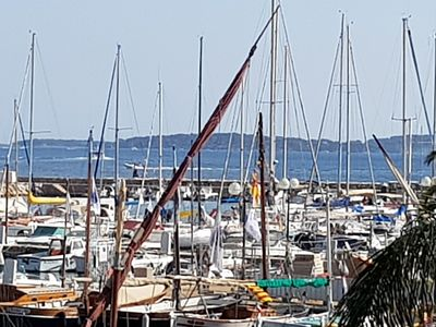 Photo for T2 on the PORT of SANARY SUR MER