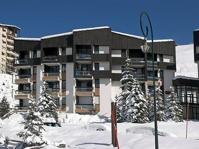 Photo for One bedroom Apartment, sleeps 5 in Les Bruyères with WiFi