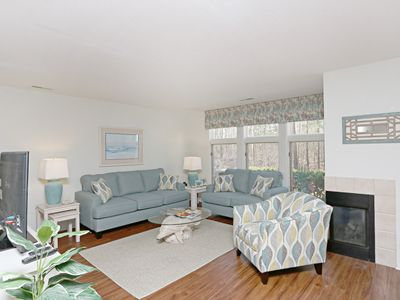 Photo for 5226H: Renovated 3BR,Sea Colony West TH | Private beach, pools, tennis ...