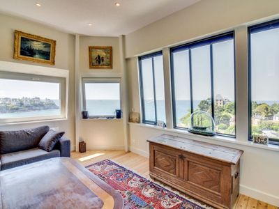 Photo for Apartment Château des Deux Rives  in Dinard, Brittany - Northern - 6 persons, 3 bedrooms