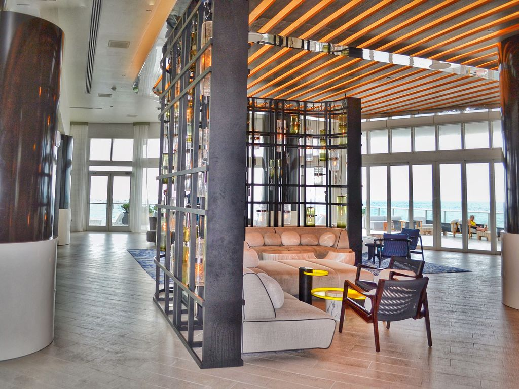Modern Luxury Beachfront Hotel 2 Bedroom With Den 3 Balconies And Views 16 Fort Lauderdale