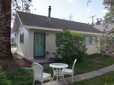 Photo for Grove St. Cottage - clean, quiet, private, affordable house in town