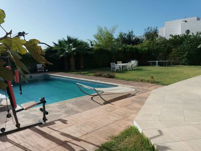 Photo for Wonderful 6 Bedrooms Villa with Swimming Pool Ref: T62040