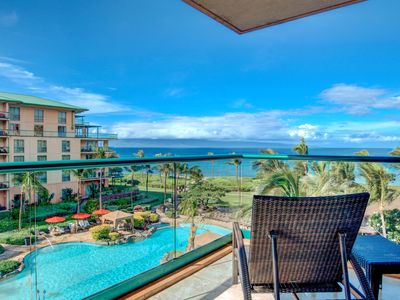 Photo for K B M Hawaii: Ocean Views, Stunning 2018 Remodel 3 Bedroom, FREE car! From only $1,100!