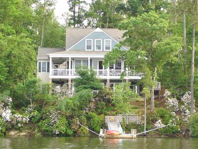 Photo for Lakefront,  7 Bedroom Home on Lake Murray!