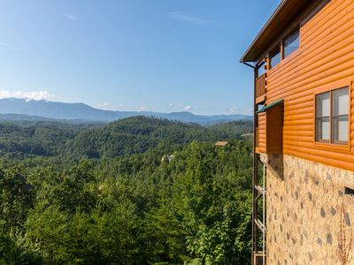 Photo for Four Seasons Cabin - New VRBO Listing - Two Bedroom in STARR CREST RESORT!