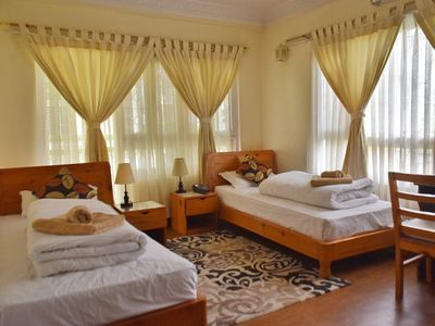 Photo for Bright Twin Room at Shakya House