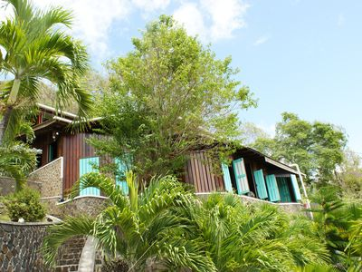 Photo for Bequia Garden House Nature Property