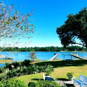 Photo for Waterfront-Private dock n Slip included-Dogs welcome-Intracoastal n Pages Creek