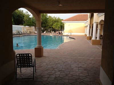 Club House Pool