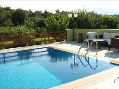 Photo for Country apts near Rethymno with Pool