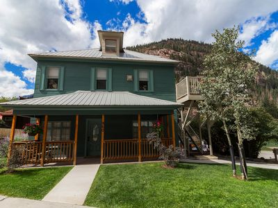 "Photo for Ouray Hot Springs Condo - ""Eagles Nest"" - Pet Friendly"