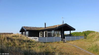 Photo for Currently renovated holiday home with great dune location near Ringkøbing