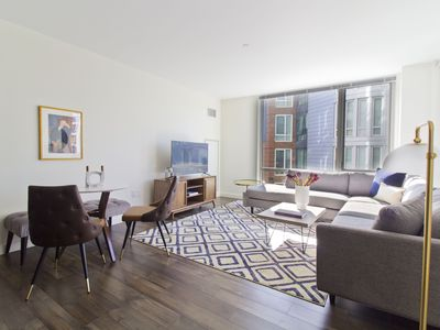 Photo for Sonder | The Continuum | Cozy 2BR + Fitness Room