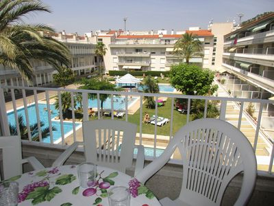 Photo for Apartment Illa Mar d´Or 203