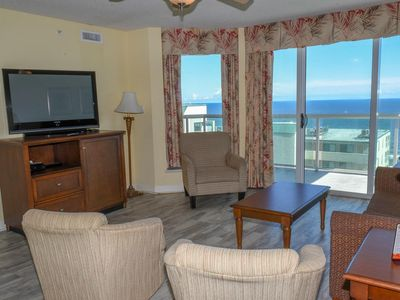 Photo for Malibu Pointe 1006 Condominium